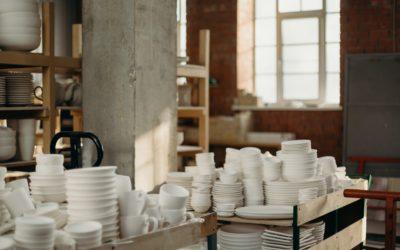 Les alternatives pour avoir son atelier de poterie