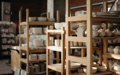 Choisir l'emplacement de son atelier de poterie
